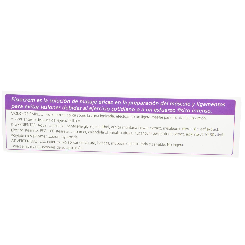 Crema analgésica antiinflamatoria - 2