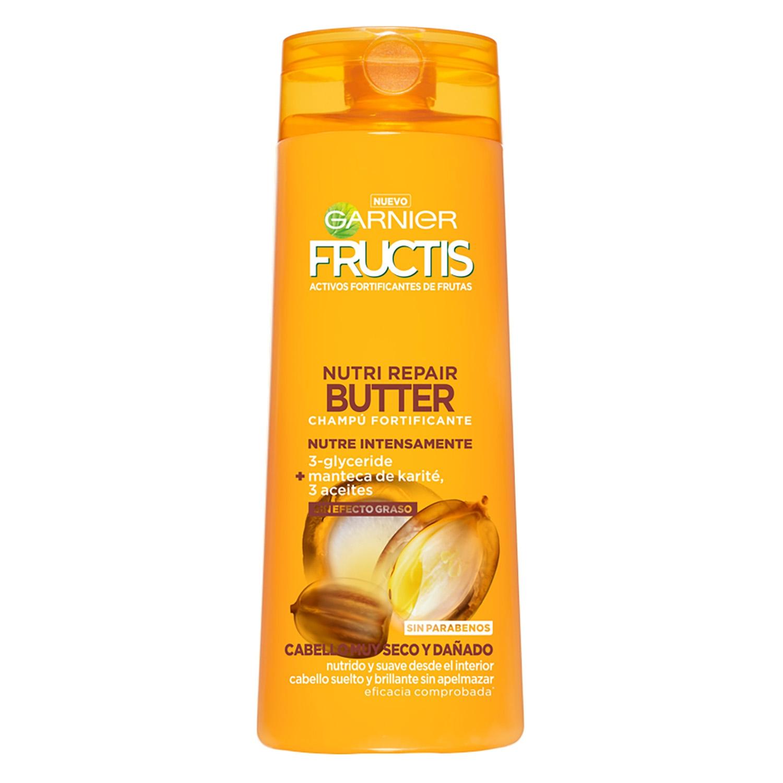 Champú fortificante Nutri Repair Butter para cabello muy seco y dañado