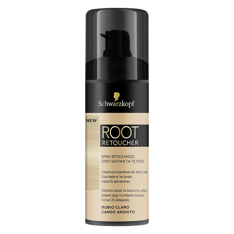 Tinte en spray retoca raíces Root Retoucher Rubio Claro