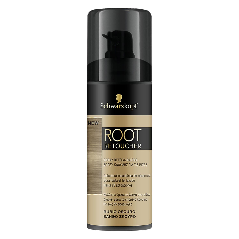Tinte en spray retoca raíces Root Retoucher Rubio Oscuro