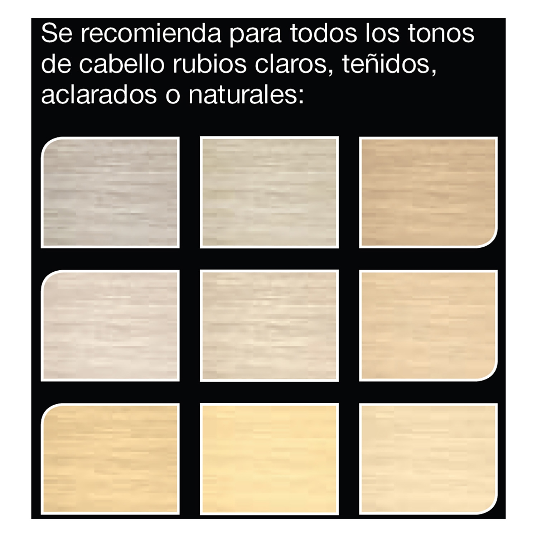 Tinte Reaviva Color para tonos Rubios Claros -