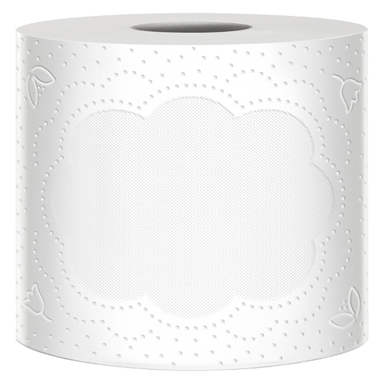 Papel higiénico 5 capas Cotton Foxy 4 rollos. - 2