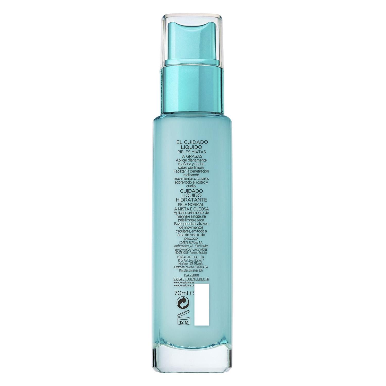 Cuidado líquido Hydra Genius Aloe Water para pieles mixtas a grasas - 2