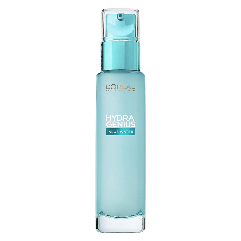 Cuidado líquido Hydra Genius Aloe Water para pieles secas y sensibles -