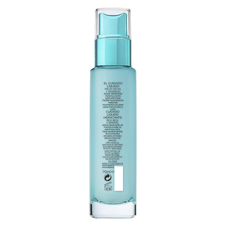 Cuidado líquido Hydra Genius Aloe Water para pieles secas y sensibles - 2