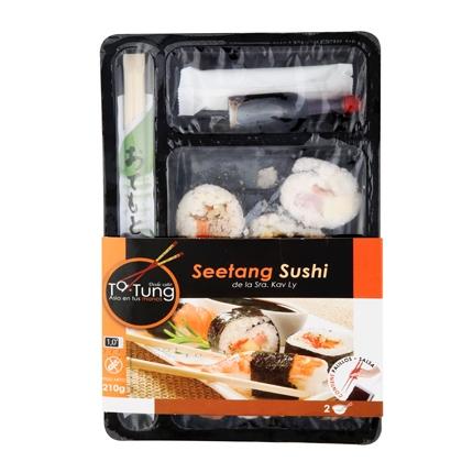 Sushi seetang