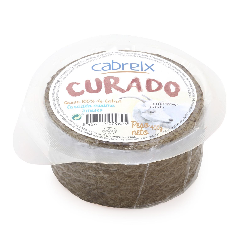 Queso mini curado de cabra Cabrelx 425 g