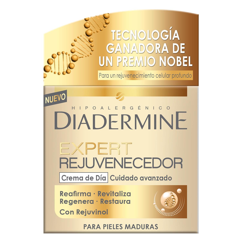 Crema de día Expert Rejuvenecedor para pieles maduras Diadermine 50 ml.