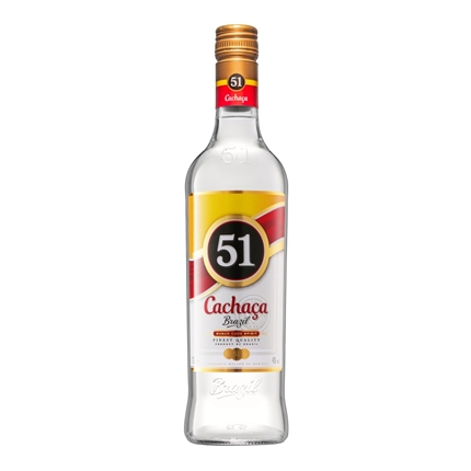 Licor Cachaça 51 70 cl.