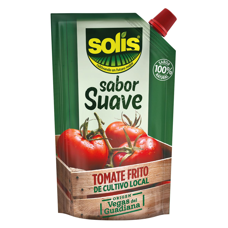 Tomate frito Solís brik 320 g.
