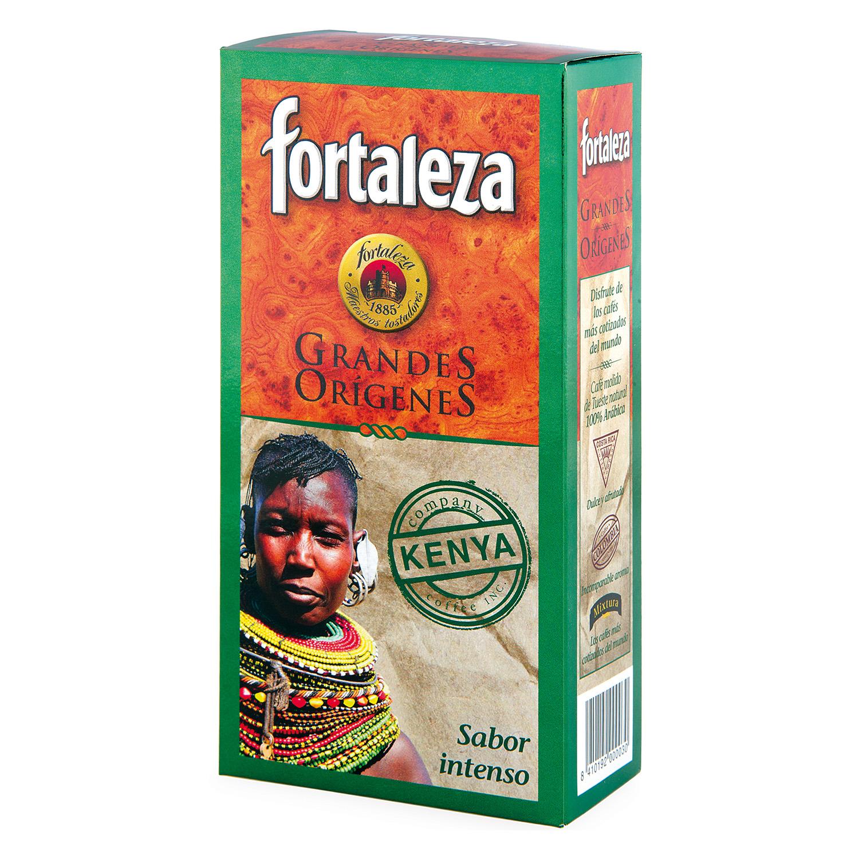 Café molido natural Kenya
