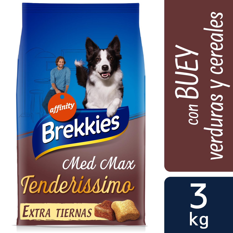Alimento Perro Seco Med Max Tenderissimo