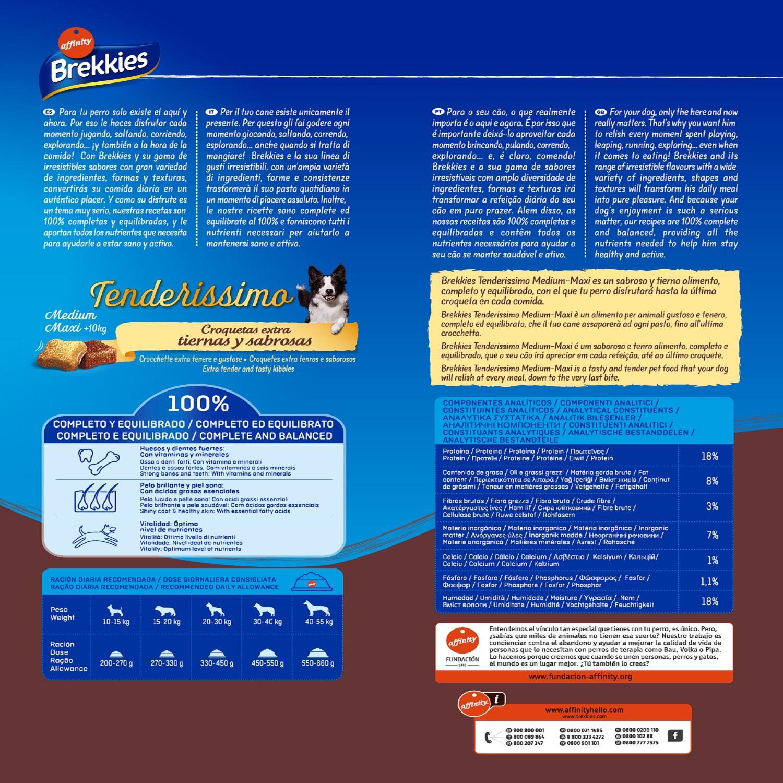 Alimento Perro Seco Med Max Tenderissimo - 2