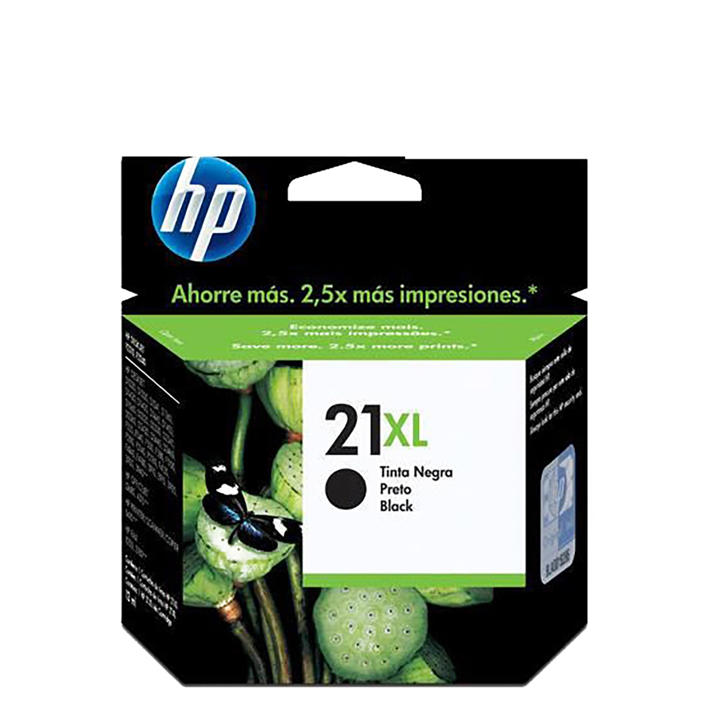 Cartucho de Tinta HP 21XL - Negro -