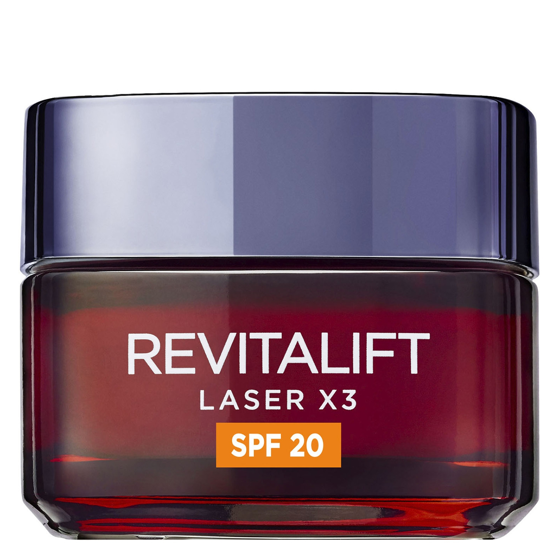 Crema de día intensiva anti-edad Revitalift Láser X3 SPF20