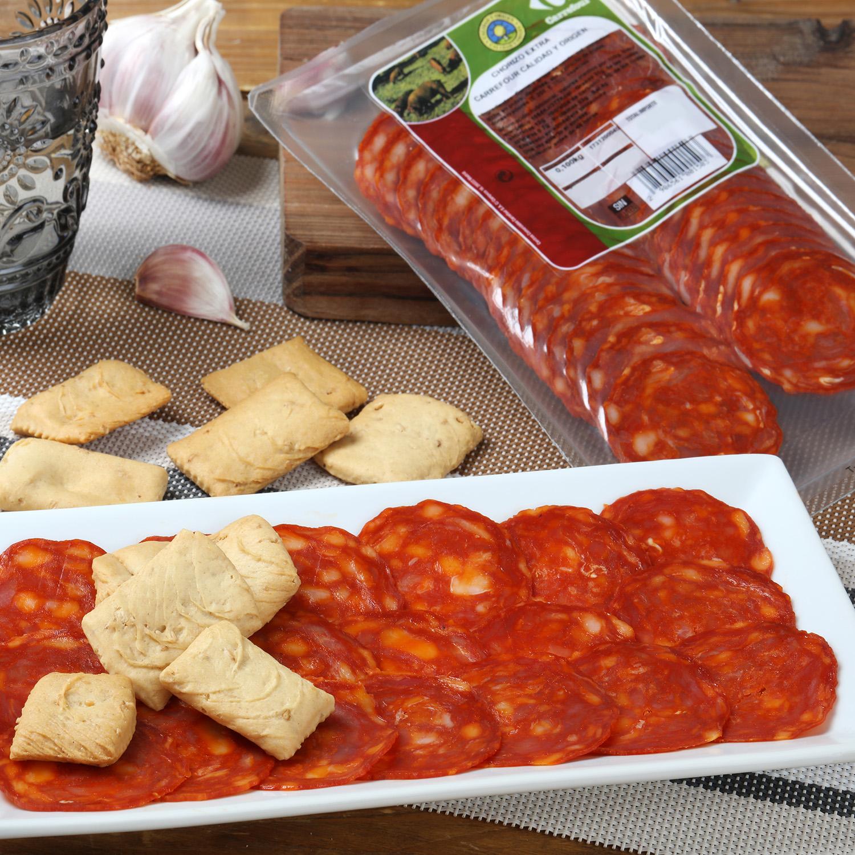 Chorizo extra - 2