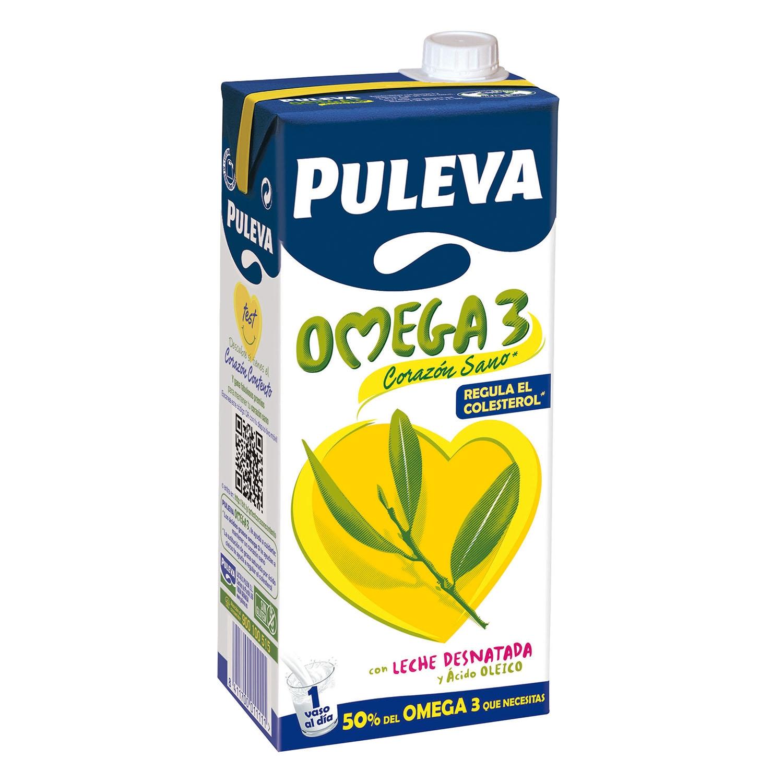 Leche Omega 3 Puleva - Carrefour supermercado compra online