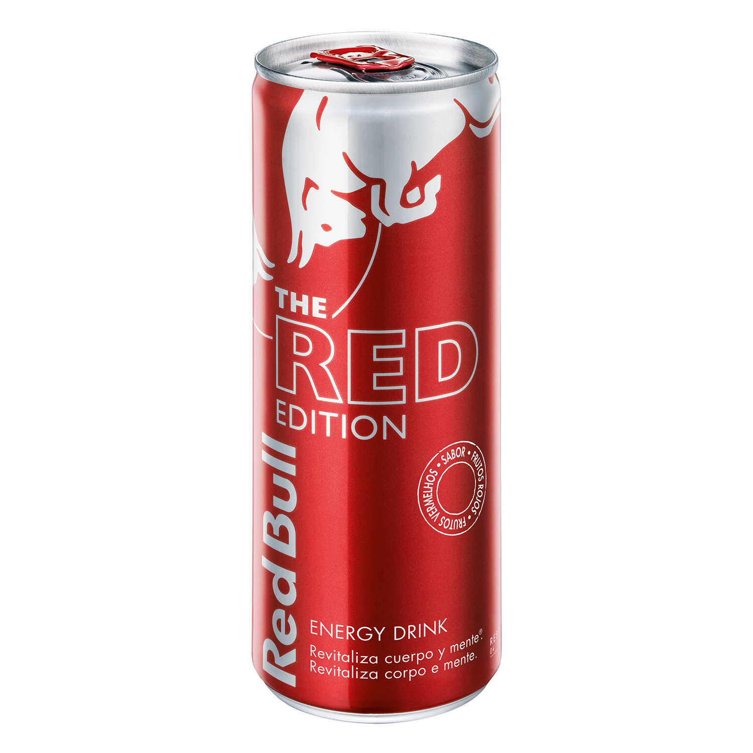 Bebida energética Red Bull The Red Edition 25 cl.