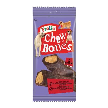 Snack Masticable para Perro Frolic 2 Unidades