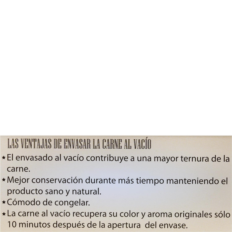 Solomillo de Añojo Ecológico El Encinar de Humienta 400 g - 3