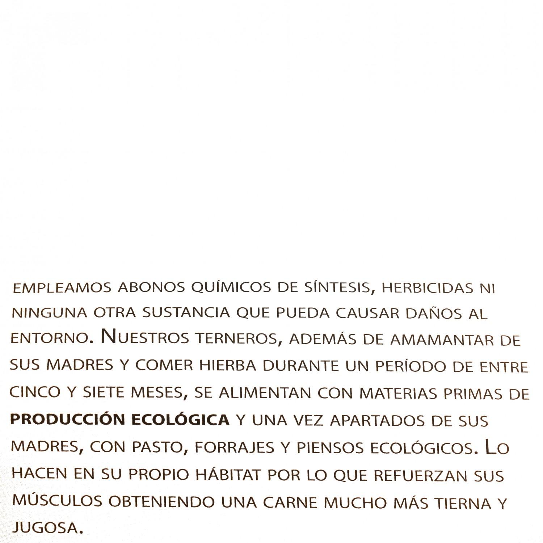 Filete 1ªA de Añojo Ecológico El Encinar de Humienta 400 g - 5