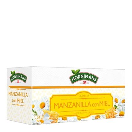 Manzanilla con miel