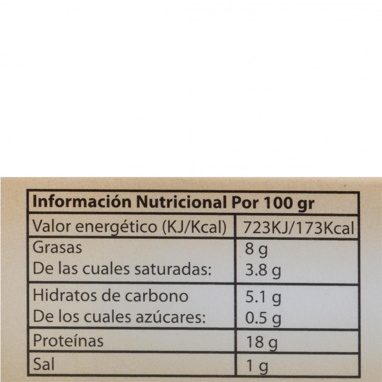 Hamburguesa Vacuno Ecológica El Encinar de Humienta 360 g - 3
