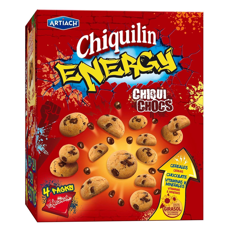 Galletas Chiquilín ChiquiChocs