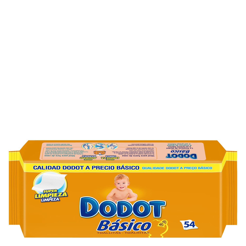 Toallitas Básico Dodot 54 ud.