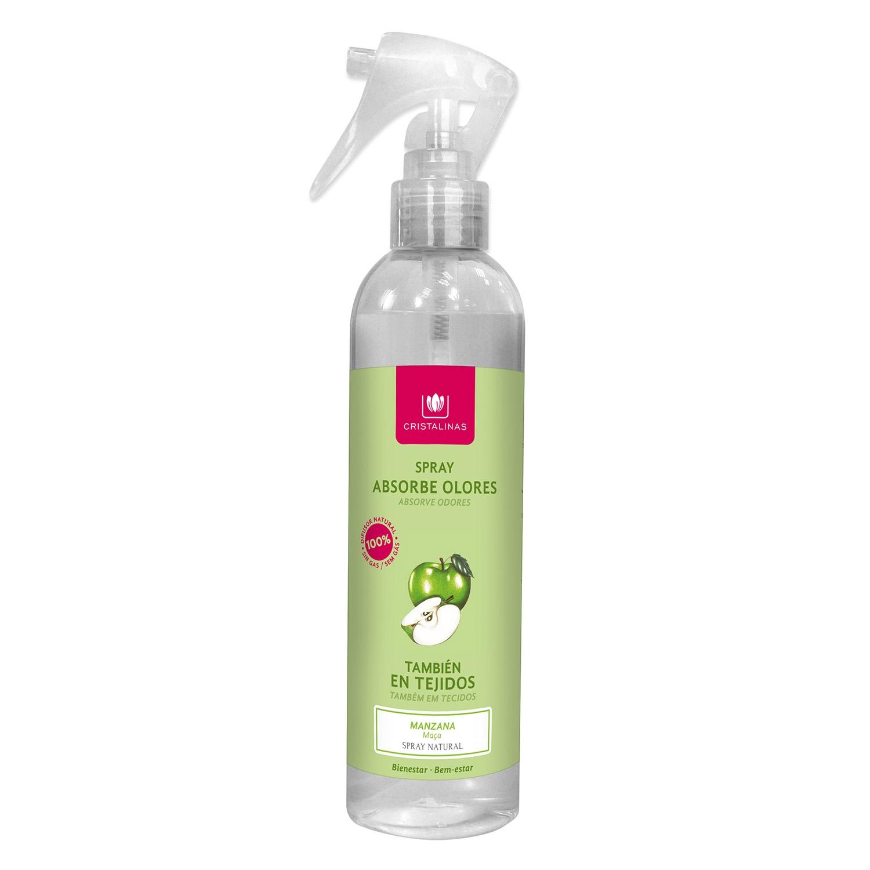 Spray absorbe olores manzana