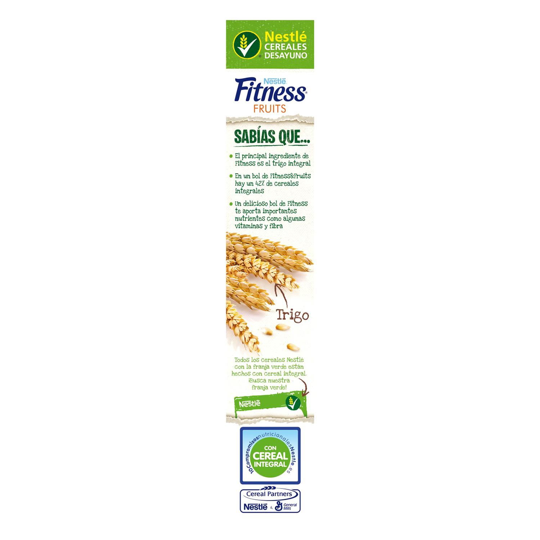 Copos de trigo integral con frutas - 4