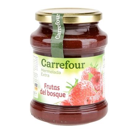 Mermelada extra de frutas del bosque - Sin Gluten