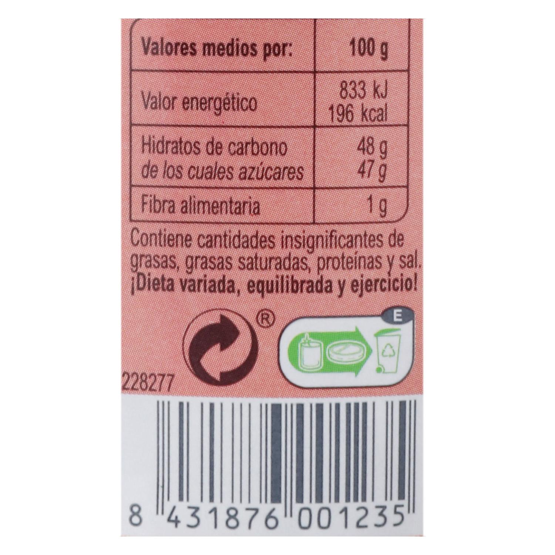Mermelada de frutas del bosque categoría extra Carrefour 410 g. -