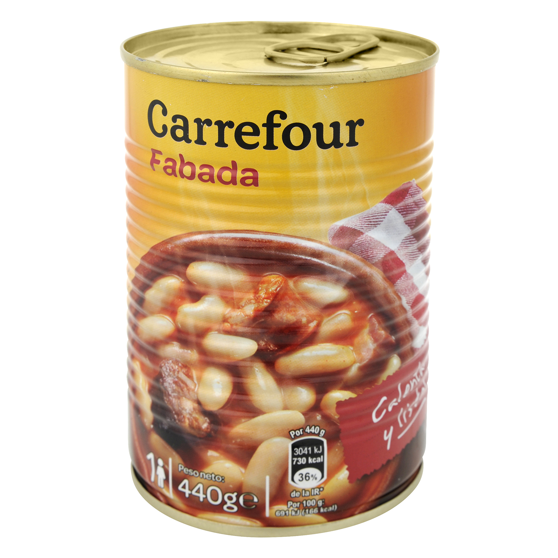 Fabada asturiana Carrefour 440 g.