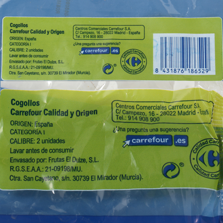 Cogollo Carrefour Calidad y Origen - 2