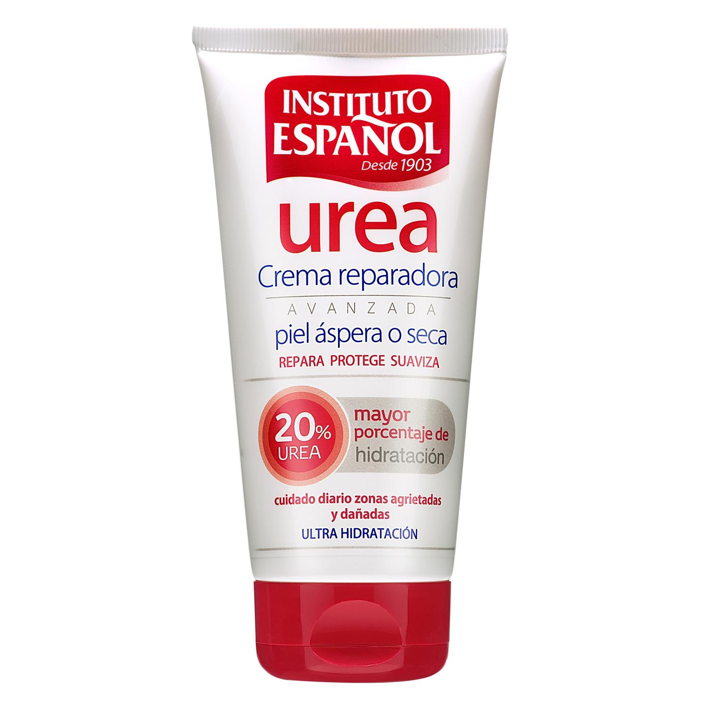 Crema reparadora avanzada Urea Instituto Español 150 ml.