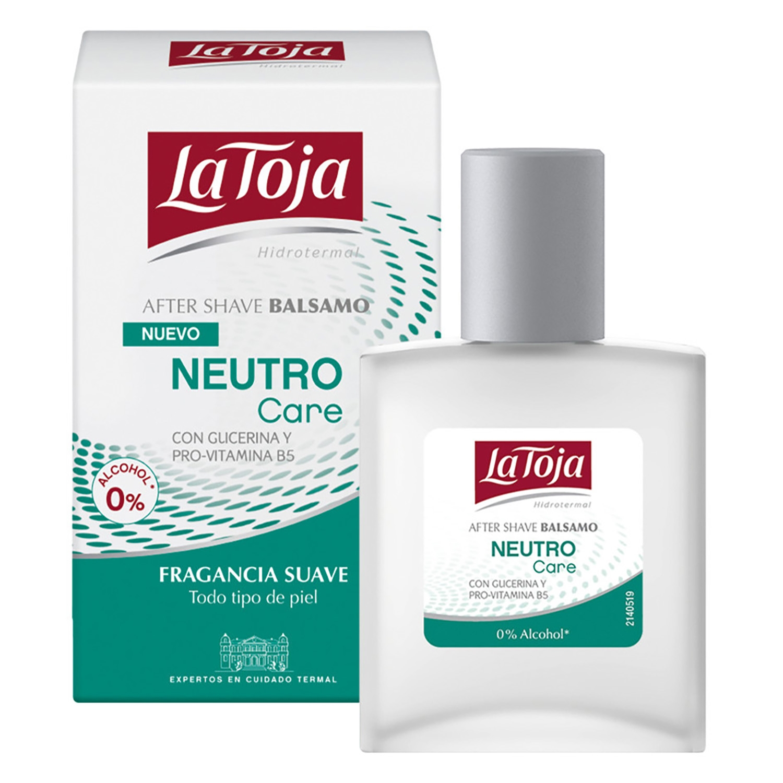 After shave Neutro Care La Toja 100 ml.
