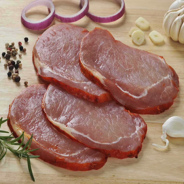 Lomo de Cerdo Extra Adobado Fileteado Carreofour 650 g