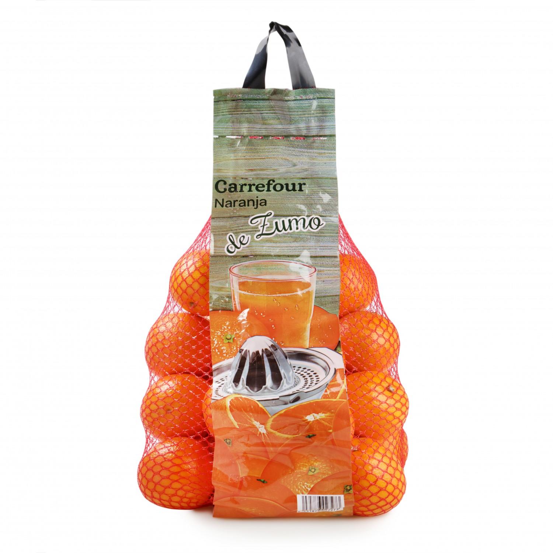 Naranja de Zumo Carrefour Malla 4 kg - 2