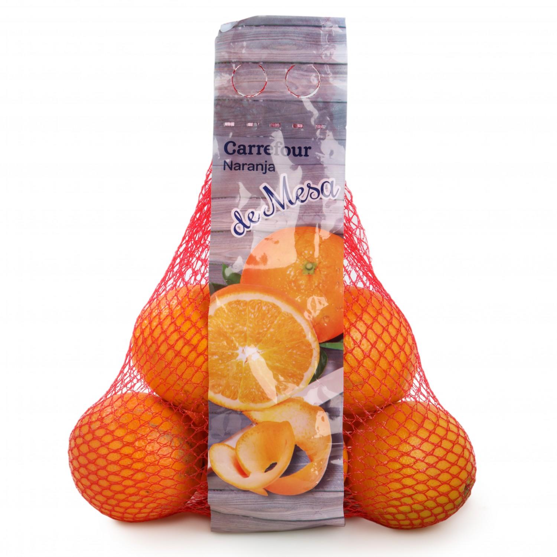 Naranja de Mesa Carrefour Malla 2 Kg - 2