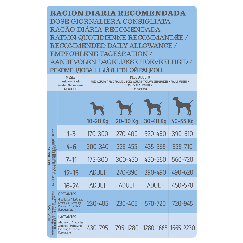 Alimento Perro Seco Ultima Medium Maxi Junior - 4