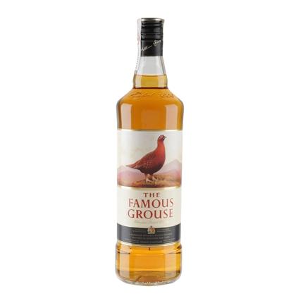 Whisky The Famous Grouse escocés 1 l.