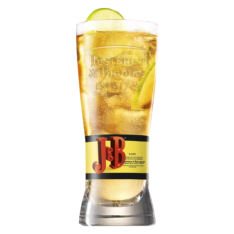 Whisky J&B escocés viejo 1 l. - 2