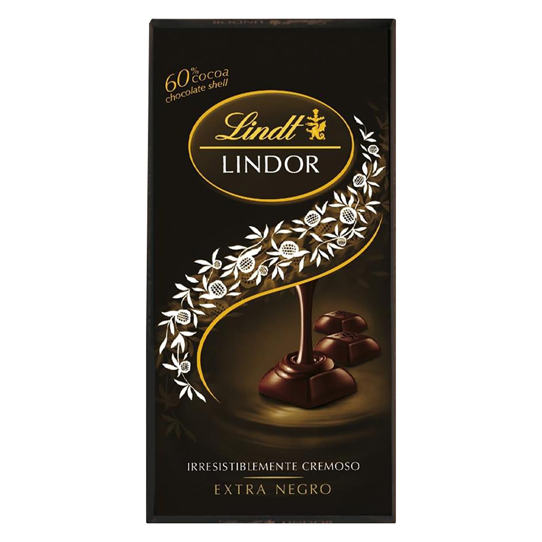 Chocolate negro 60% cacao