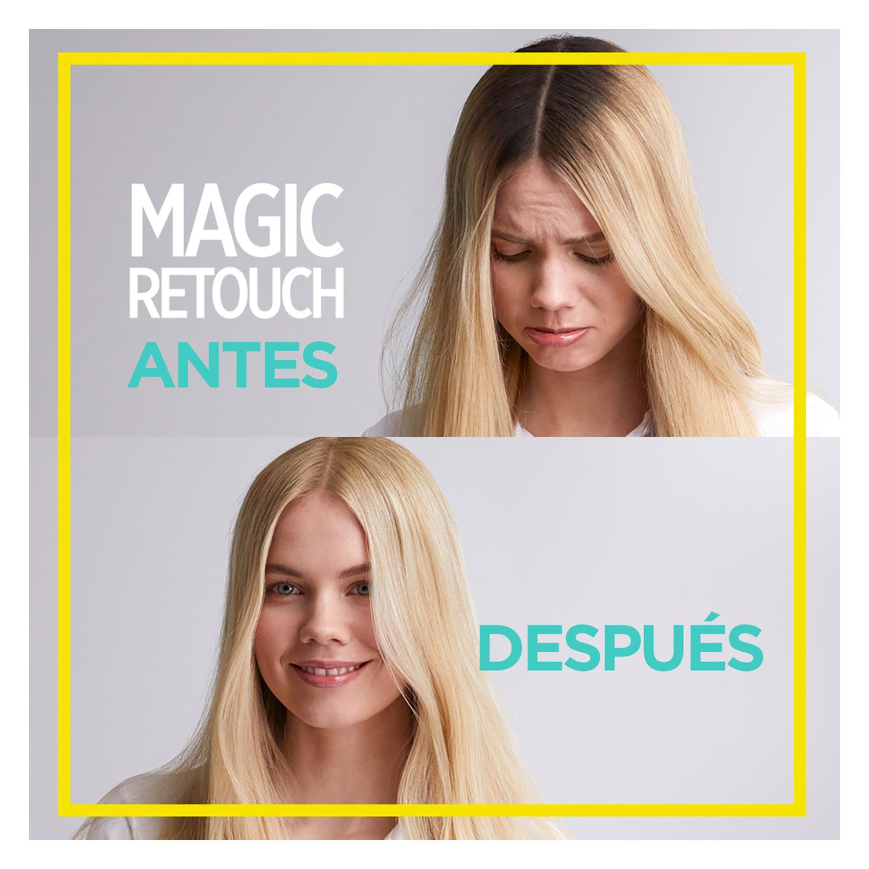 Tinte retoca raíces instantáneo rubio claro Magic Retouch L'Oréal 100 ml. - 2