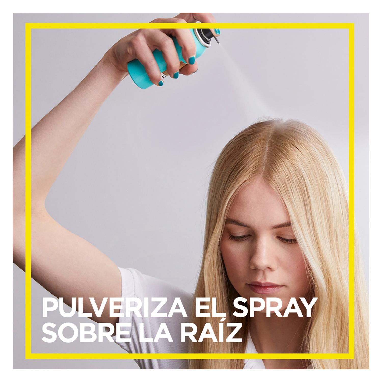 Tinte retoca raíces instantáneo rubio claro Magic Retouch L'Oréal 100 ml. - 6