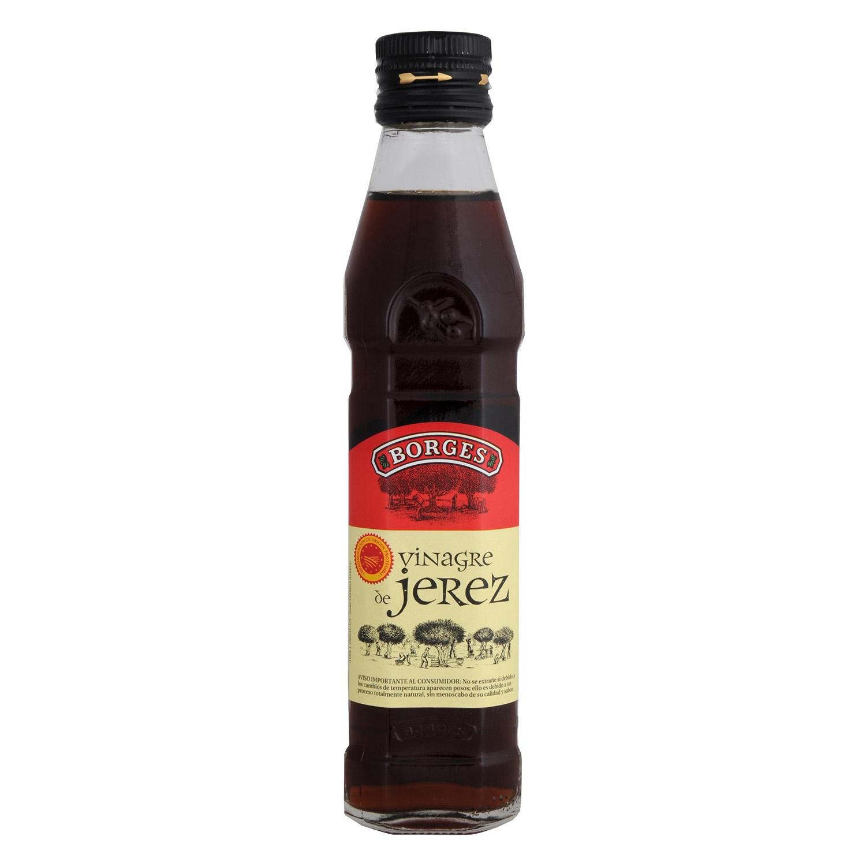 Vinagre de Jerez Borges 250 ml.