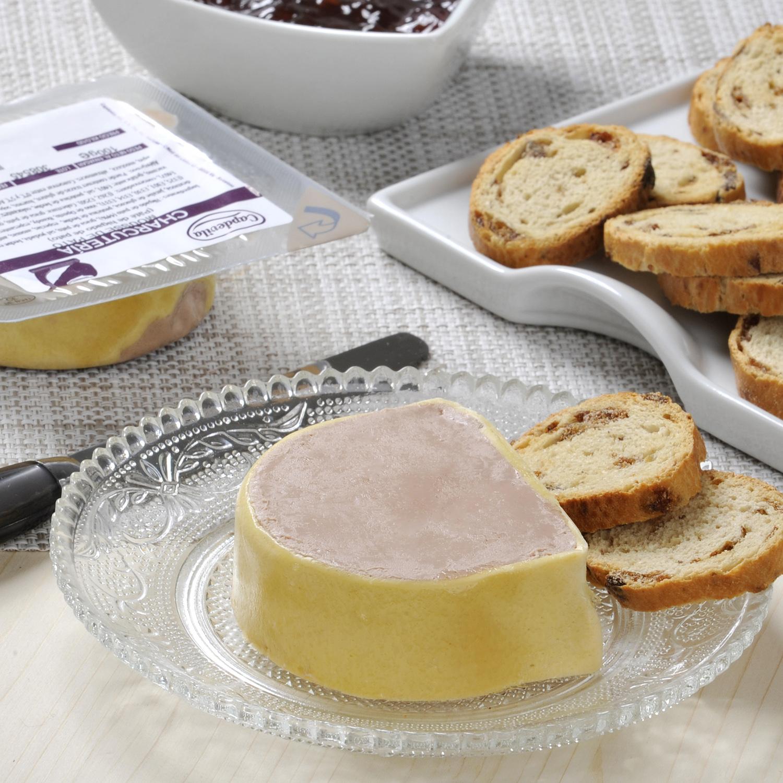 Mousse de foie de pato Capdevila 100 g