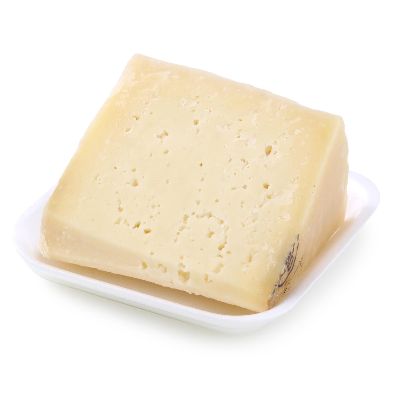 Queso puro de oveja D.O.P. Idiazabal El Consorcio de Quesos cuña 1/8, 200 g - 2