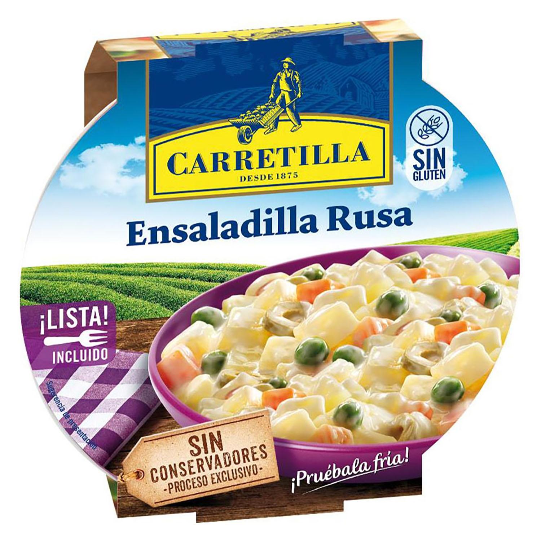 Ensaladilla rusa pic.nic Carretilla 200 g.